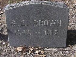 Sarah E. <i>Fuqua</i> Walton Brown