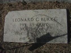 Leonard Clark Burke