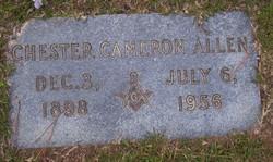 Chester Cameron Allen
