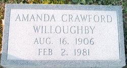 Amanda <i>Crawford</i> Willoughby
