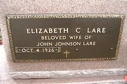 Elizabeth C. <i>Kostelansky</i> Lare