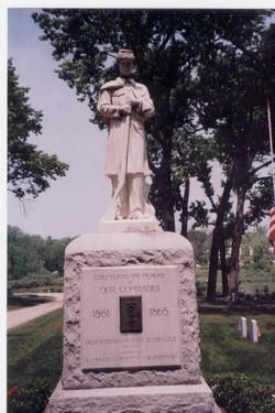 Milford Civil <i>War</i> Monument