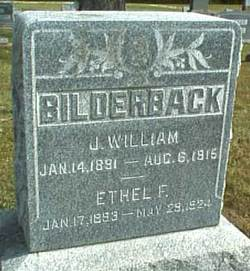 Ethel Frances <i>Bybee</i> Bilderback