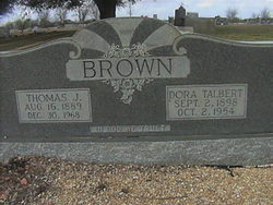 Thomas J Brown