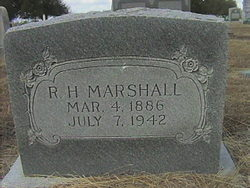 Rutherford Hayes Marshall