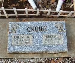 Evelyn Doris Crowe