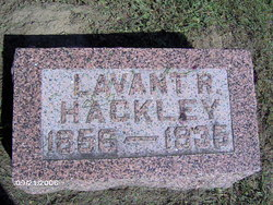 Lavant R. Hackley