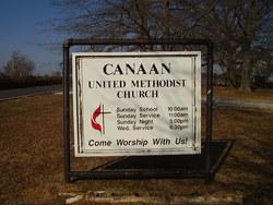 Canaan Methodist  Church Cemetery