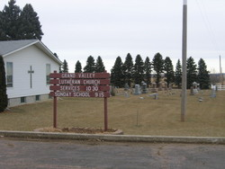 Grand Valley Lutheran Cemetery