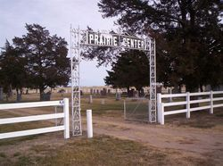 Prairie Center Cemetery