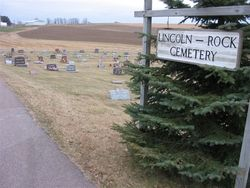 Lincoln-Rock Cemetery