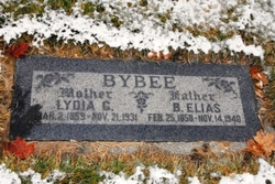 Byron Elias Bybee