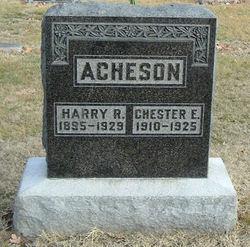 Chester E. Acheson