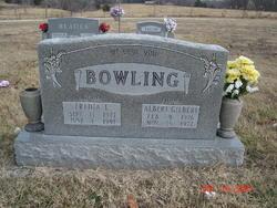 Albert 'Gilbert' Bowling