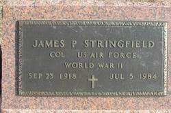 James P. Stringfield