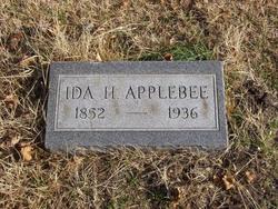 Ida <i>Boulmer</i> Applebee
