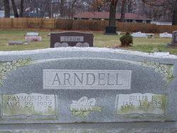 Raymond E Arndell