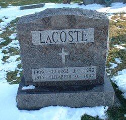Elizabeth O <i>Tracy</i> LaCoste