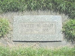 Walter William Adair