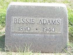 Bessie Vesper <i>Smith</i> Adams