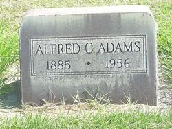Alfred Charles Adams