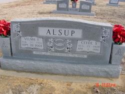Velma E. <i>Ralston</i> Alsup