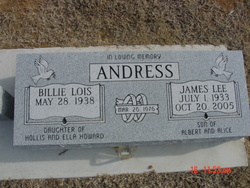 James Lee Andress