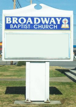 Broadway Baptist Church Cemetery