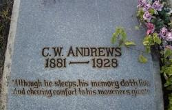C W Andrews