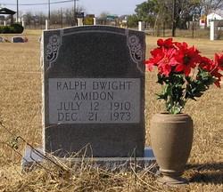 Ralph Dwight Amidon