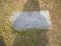 John Rufus Alexander