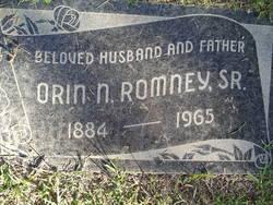 Orin Nelson Romney, Sr