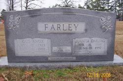 Gus Knox Farley
