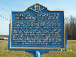 Blackiston Methodist Church Cemetery