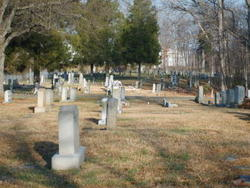 Paw Creek Presbyterian Church Cemetery