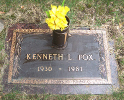 Kenneth Lee Fox, Sr