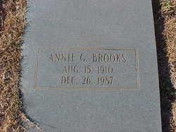 Annie G. Brooks