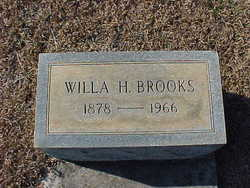 Willa H. Brooks