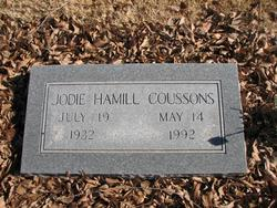 Jodie <i>Hamill</i> Coussons