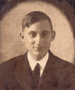 Oscar Mouthe Daniels