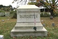 Mary <i>Bishop</i> Burdette