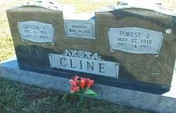 Geneva Alice <i>Sampson</i> Cline