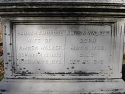 Amasa Walker