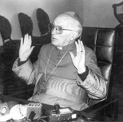 Cardinal Augusto Vargas Alzamora