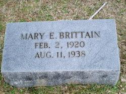 Mary Elizabeth Brittain