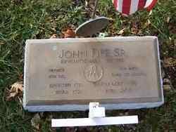 John Fife, Sr