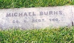 Pvt Michael Burns
