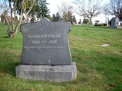 Maj Cornelius H. Crane
