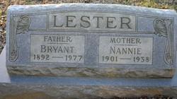 Bryant m. Lester