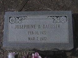 Josephine B Balusek